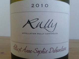 2010 Rully, Domaine Rois Mages