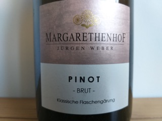 Pinot brut, Margarethenhof