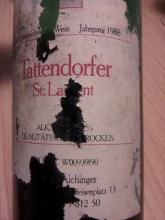 1988 Tattendorfer St. Laurent